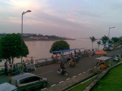 Kawasan Wisata Sungai Batanghari