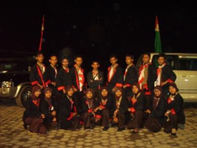 Poto bersama usai acara Silaturahmi Akbar di Auditorium IAIN STS Jambi
