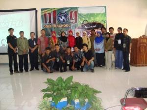 Launching kotareyog (16 Agustus 2008)